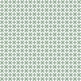 Seamless abstract black green texture fractal patterns. On white background. Arranged in a staggered manner two small floral fractal patterns Stock Photography