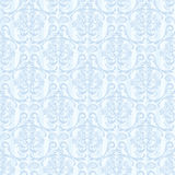 Seamless abstract blue pattern Royalty Free Stock Photos