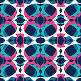 Seamless abstract bright color pattern. Vector eps 10 stock illustration