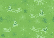 Seamless abstract christmas pattern background Royalty Free Stock Photo