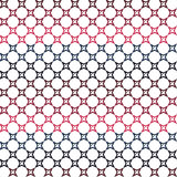 Seamless Abstract Colorful Stars Pattern Royalty Free Stock Photo