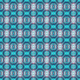 Seamless abstract coloured pattern Royalty Free Stock Photography
