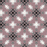 Seamless Abstract Cross Stitch Embroidery Pattern Royalty Free Stock Image