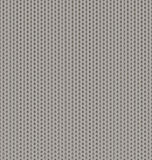 Seamless abstract 3D background - corrugated surface depressed hexagons Stock Photos