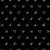 Seamless abstract decor pattern Royalty Free Stock Images