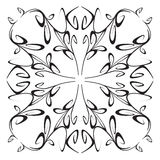 Seamless abstract decoration Royalty Free Stock Photography