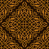 Seamless abstract decoration pattern Stock Photography