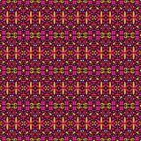 Seamless Abstract Decorative Pattern Stock Photography