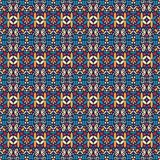 Seamless Abstract Decorative Pattern Royalty Free Stock Images