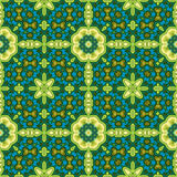 Seamless Abstract decorative pattern Royalty Free Stock Photos