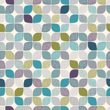 Seamless abstract dots pattern royalty free illustration