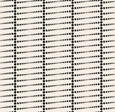 Seamless abstract dots pattern Royalty Free Stock Photography