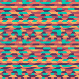 Seamless abstract ethnic pattern Stock Photo