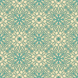 Green pattern Stock Image