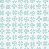 Seamless abstract floral patterns Stock Photos