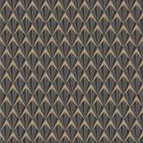 Seamless Art Deco Pattern background. Seamless abstract geometric Art Deco Pattern background stock illustration