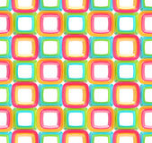 Seamless abstract geometric background Royalty Free Stock Photography