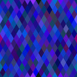 Seamless abstract geometric background. Seamless abstract modern geometric blue background vector Royalty Free Stock Photography