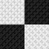 Seamless abstract geometric background Royalty Free Stock Image