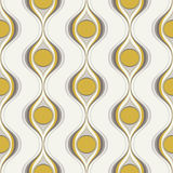 Seamless abstract geometric ornament pattern. Seamless abstract geometric ornament wallpaper pattern Royalty Free Illustration