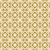 Seamless abstract geometric pattern Stock Photography