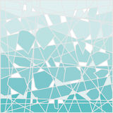 Seamless abstract geometric pattern Stock Images