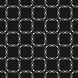 Seamless abstract geometric pattern. Delicate grid ornament. vector illustration
