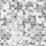 Seamless abstract geometric pattern. Stock Photo