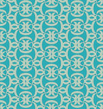 Seamless abstract geometric pattern -vector eps8 Stock Photo