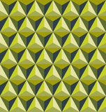 Seamless abstract geometric pattern Royalty Free Stock Images