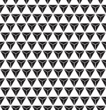 Seamless abstract geometric triangle form facet pattern. Triangle texture background. Seamless abstract geometric triangle form facet pattern. Triangle texture royalty free illustration