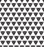 Seamless abstract geometric triangle form facet pattern. Triangle texture background. Seamless abstract geometric triangle form facet pattern. Triangle texture stock illustration