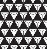 Seamless abstract geometric triangle form facet pattern. Triangle texture background. Seamless abstract geometric triangle form facet pattern. Triangle texture vector illustration