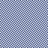 Seamless abstract geometric vintage tile pattern background. Ideal for packaging backgrounds stock illustration