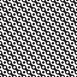 Seamless abstract geometric wave and dot pattern. Seamless abstract geometric wave and dot pattern background wallpaper vector illustration
