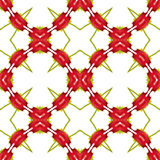 Seamless abstract geometrical background or pattern Stock Images