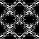 Seamless abstract graphic pattern Stock Photos