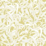 Seamless abstract grass pattern Stock Photo