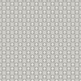 Seamless abstract gray background of the royal lilies Royalty Free Stock Image