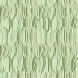 Seamless abstract green texture Royalty Free Stock Photos