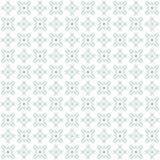 Seamless abstract green texture fractal patterns. On white background Royalty Free Stock Photos