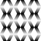 Seamless Abstract Grid Background. Geometric Graphic Design vector illustration
