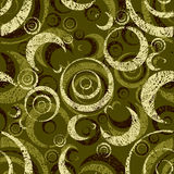 Seamless abstract grunge pattern Stock Images