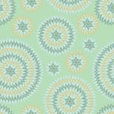 Seamless abstract hand drawn pattern, vector Stock Photo