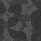 Seamless abstract hand-drawn pattern Stock Photos