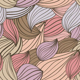 Seamless abstract hand-drawn texture Royalty Free Stock Photos