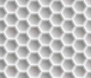 Seamless abstract honeycomb  background - hexagons. Stock Photo