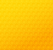 Seamless abstract honeycomb pattern Royalty Free Stock Photo