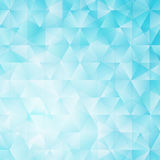 Seamless abstract icy background Royalty Free Stock Photo