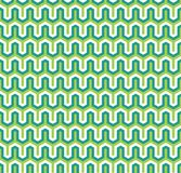 Seamless Abstract Interlocking Geometric Background Texture Pattern. Seamless Abstract Interlocking Geometric Vector Background Texture Pattern stock illustration